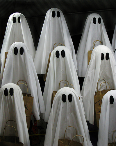 Ghosts - Photo by Paul Sapiano - peasap on Flickr