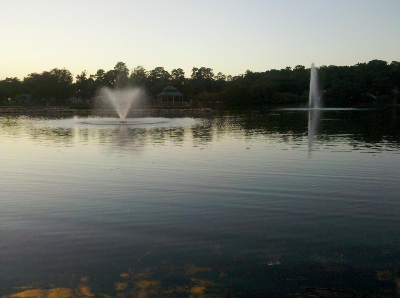 Lake Ella at Dusk