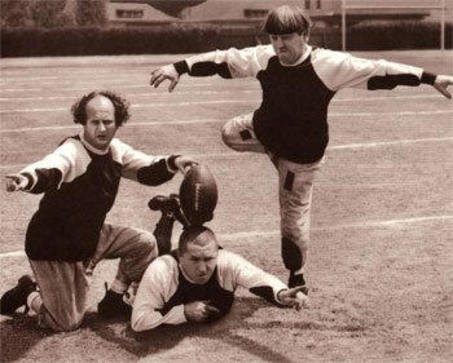3 Stooges - Going for the Goal