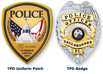 TPD Patch & Badge