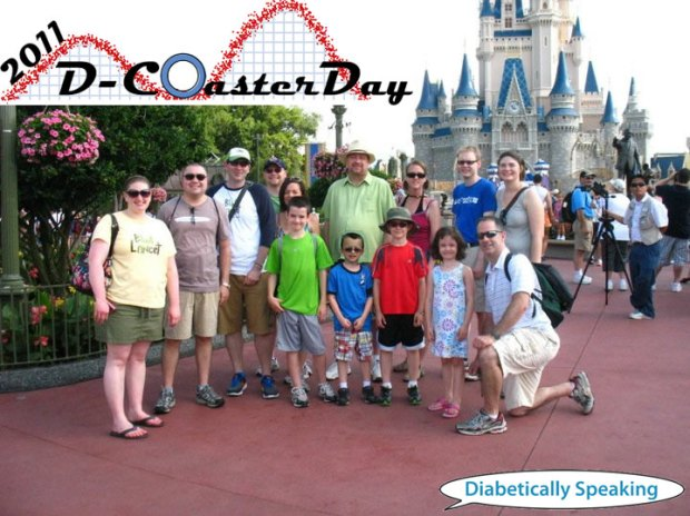 2011 D-Coaster Day at Disney's Magic Kingdom