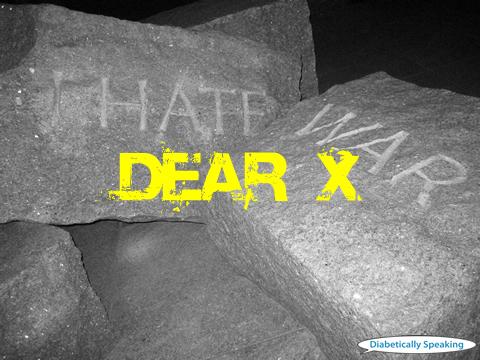 Dear X