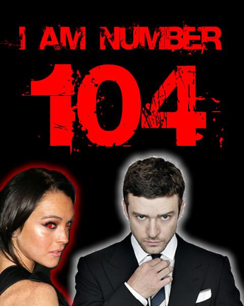 I Am Number 104