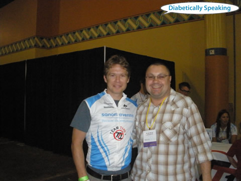 Phil Southerland and Me - FFL 2011