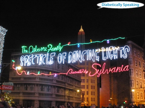 The Osborne Family Spectacle Of Dancing Lights 2011