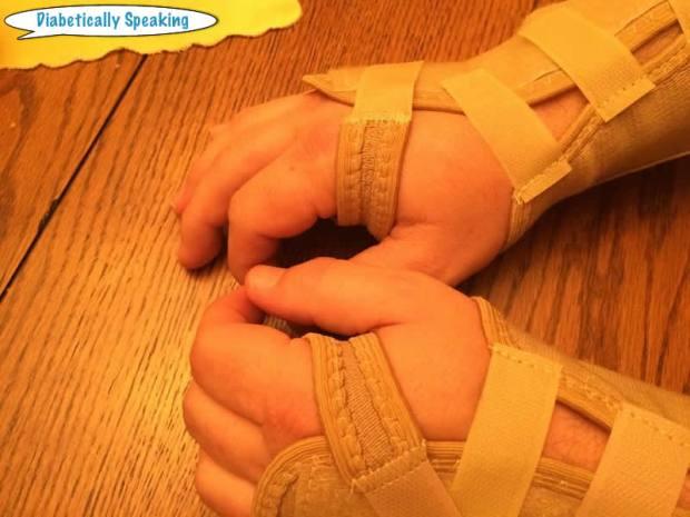 Hurt Hands
